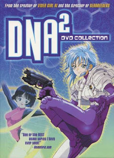 capa Download – DNA²   Completo – VHSRip Legendado