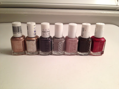 Fall/Winter Nail Polish Collection