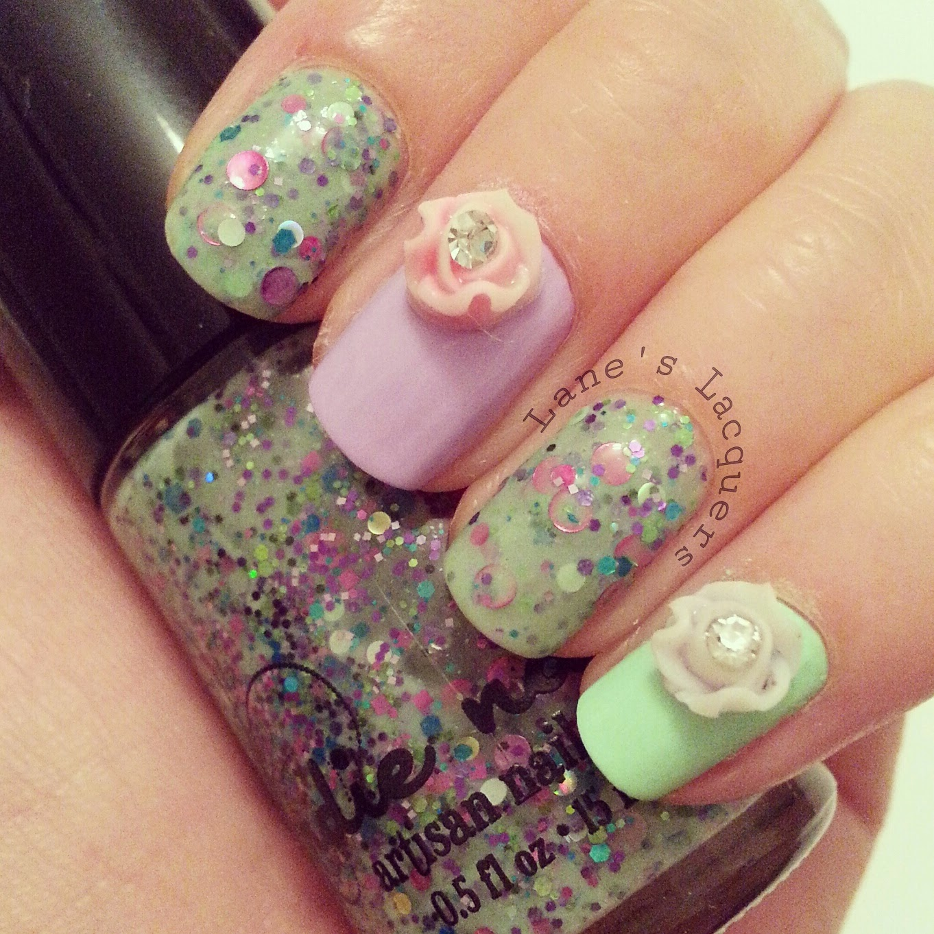 tri-polish-challenge-jindie-nails-princess-breath-3d-flowers-nail-art (2)