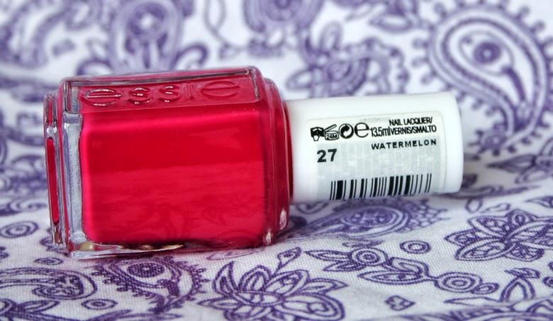 Nagellack pink Essie dm