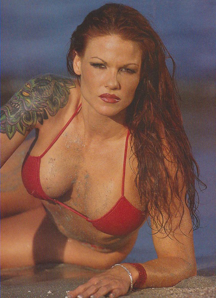 lita amy dumas sex and beach