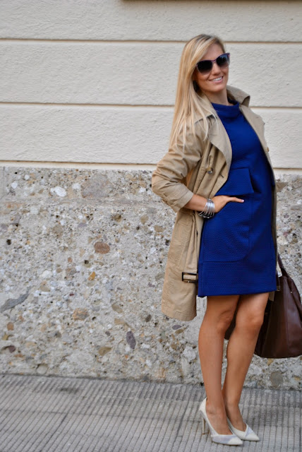 occhiali da sole italia independent outfit trench come abbinare il trench abbinamenti trench how to wear trench trench outfit mariafelicia magno fashion blogger color block by felym outfit autunnali outfit ottobre 2015  trench cammello come abbinare il color cammello abbinamenti trench cammello