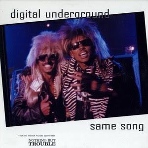 Digital Underground - Same Song (UK CDS) (1991) (320 kbps)