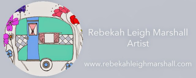 Rebekah Leigh Marshall - Art.Illustration.Design