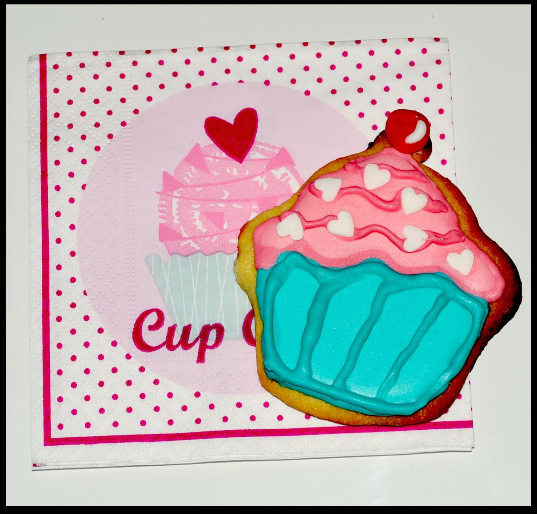 galletas-cupcakes