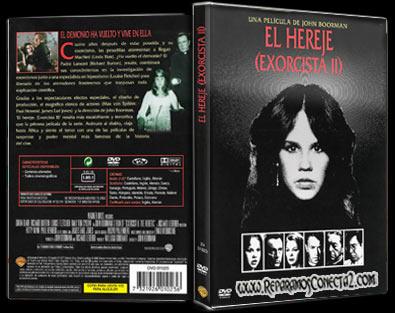 El Exorcista 2: El Hereje [1977] español de España megaupload 2 links, 'cine clasico'