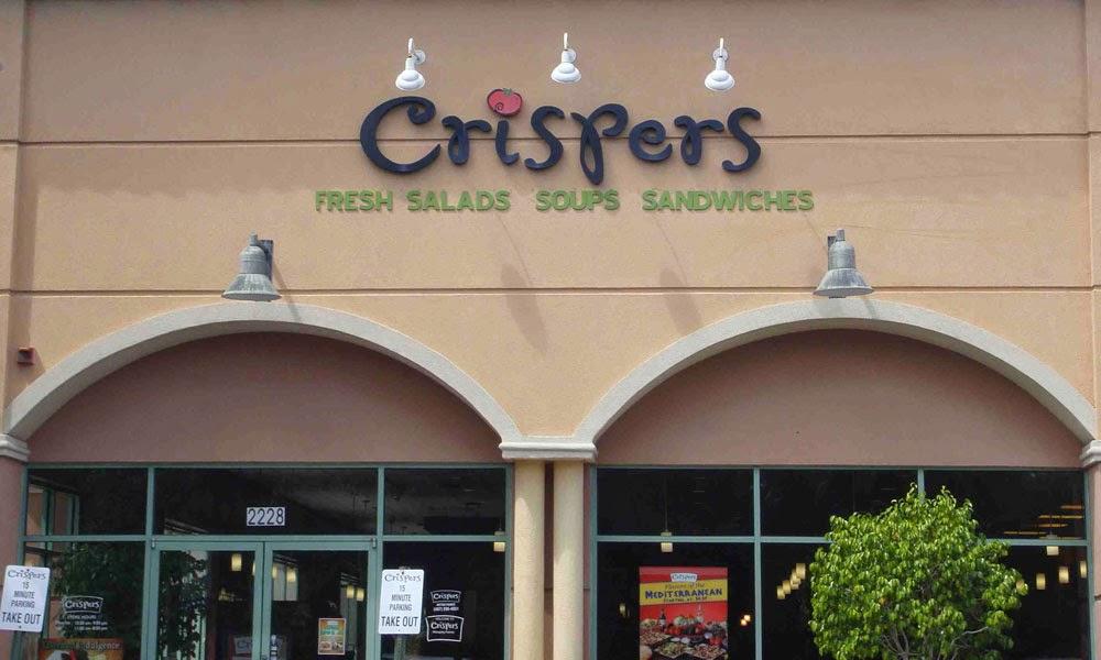 Restaurante Crispers em Orlando