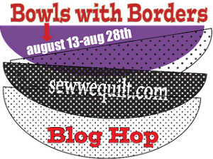 Bowls With Borders Blog Hop