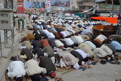 Ramadan in Quetta