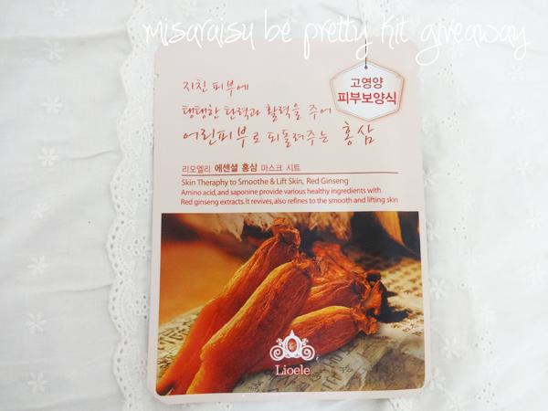 Misaraisu 2nd Be Pretty Kit Giveaway