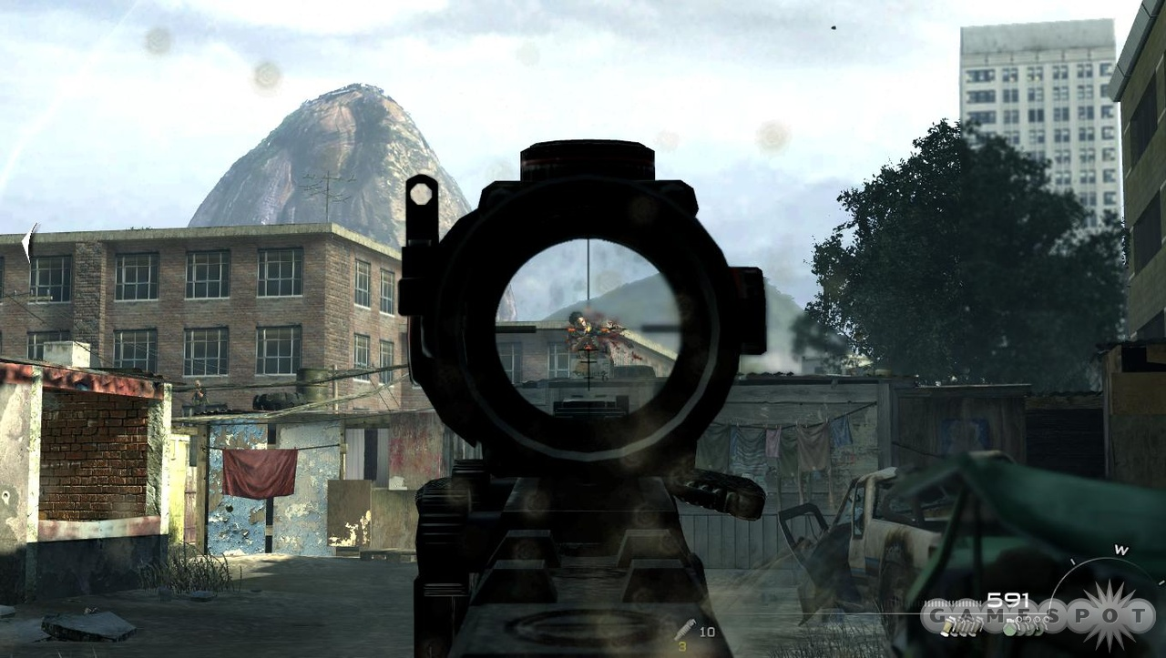 Call Of Duty Modern Warfare 2 Free Download « Everything Free