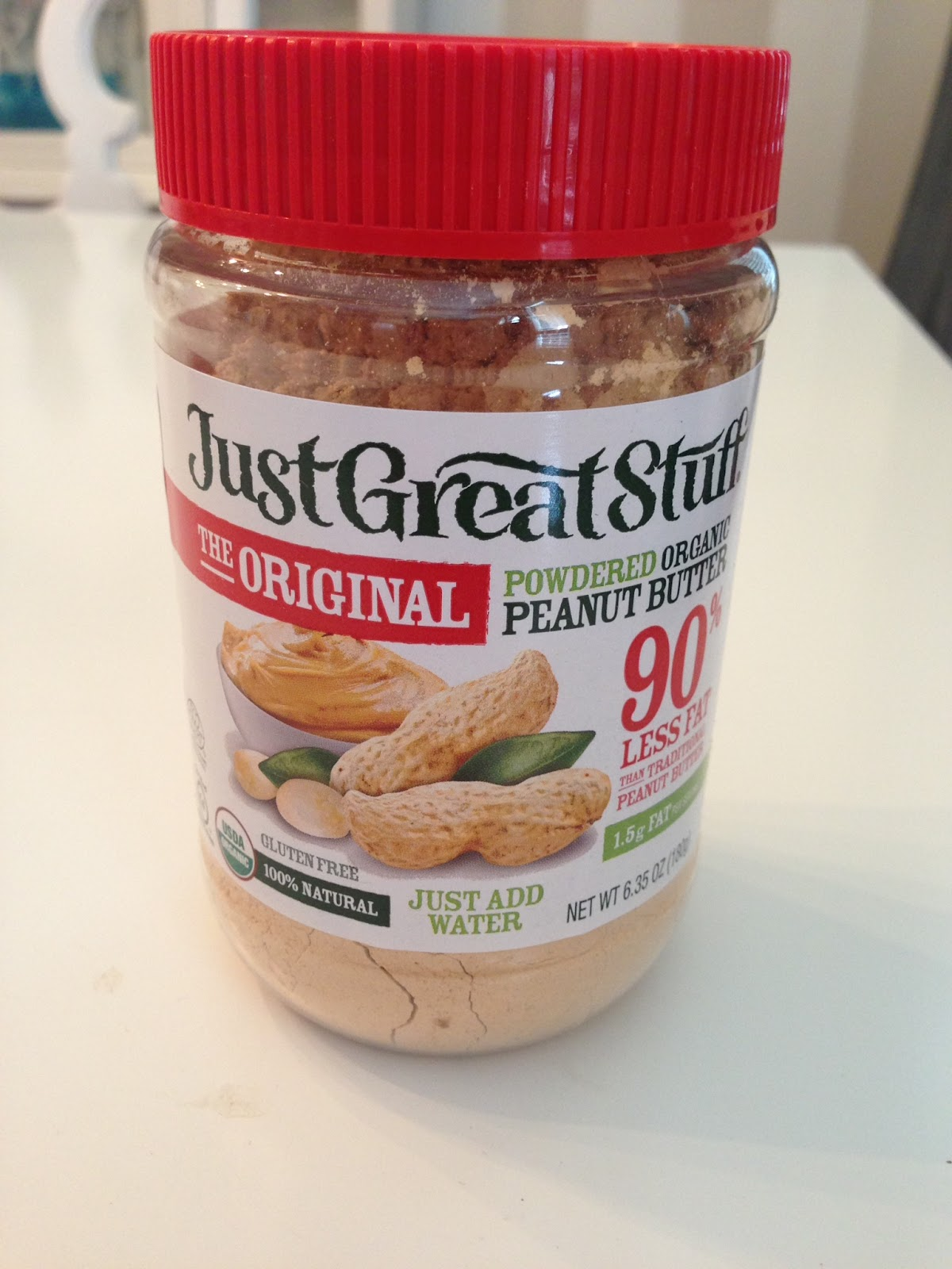 http://www.amazon.com/Betty-Lous-Powdered-Peanut-6-35-Ounce/dp/B006UM6D94/ref=sr_1_1?s=grocery&ie=UTF8&qid=1402518588&sr=1-1&keywords=just+great+stuff+organic+powdered+peanut+butter
