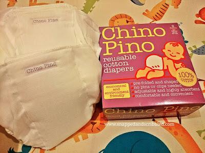 Baby Choi's Choice: Chino Pino Cloth Diapers