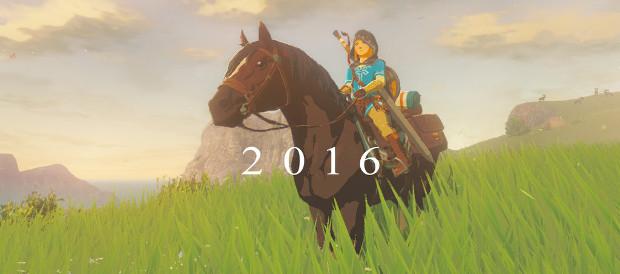 Zelda WiiU 2016