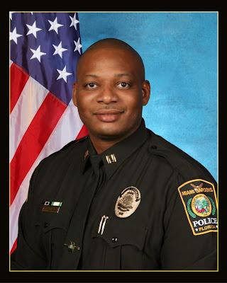 Nicholas Stix Uncensored Miami Gardens Florida Black Police Chief Stephen Johnson Arrested