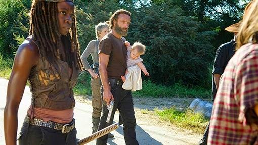 The Walking Dead AMC FOX España Alexandria