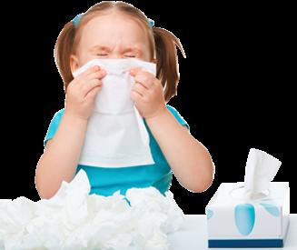 nesespray med kortison og antihistamin