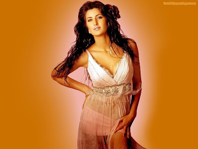 Katrina Kaif hot Chikni Chameli Wallpapers