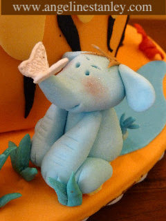 Cake Decorating Classes For 11 Year Olds : Heavenly Cake Creations: Party Animals for 1 Year Old Girl