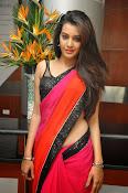 Deeksha panth sizzling saree stills-thumbnail-17