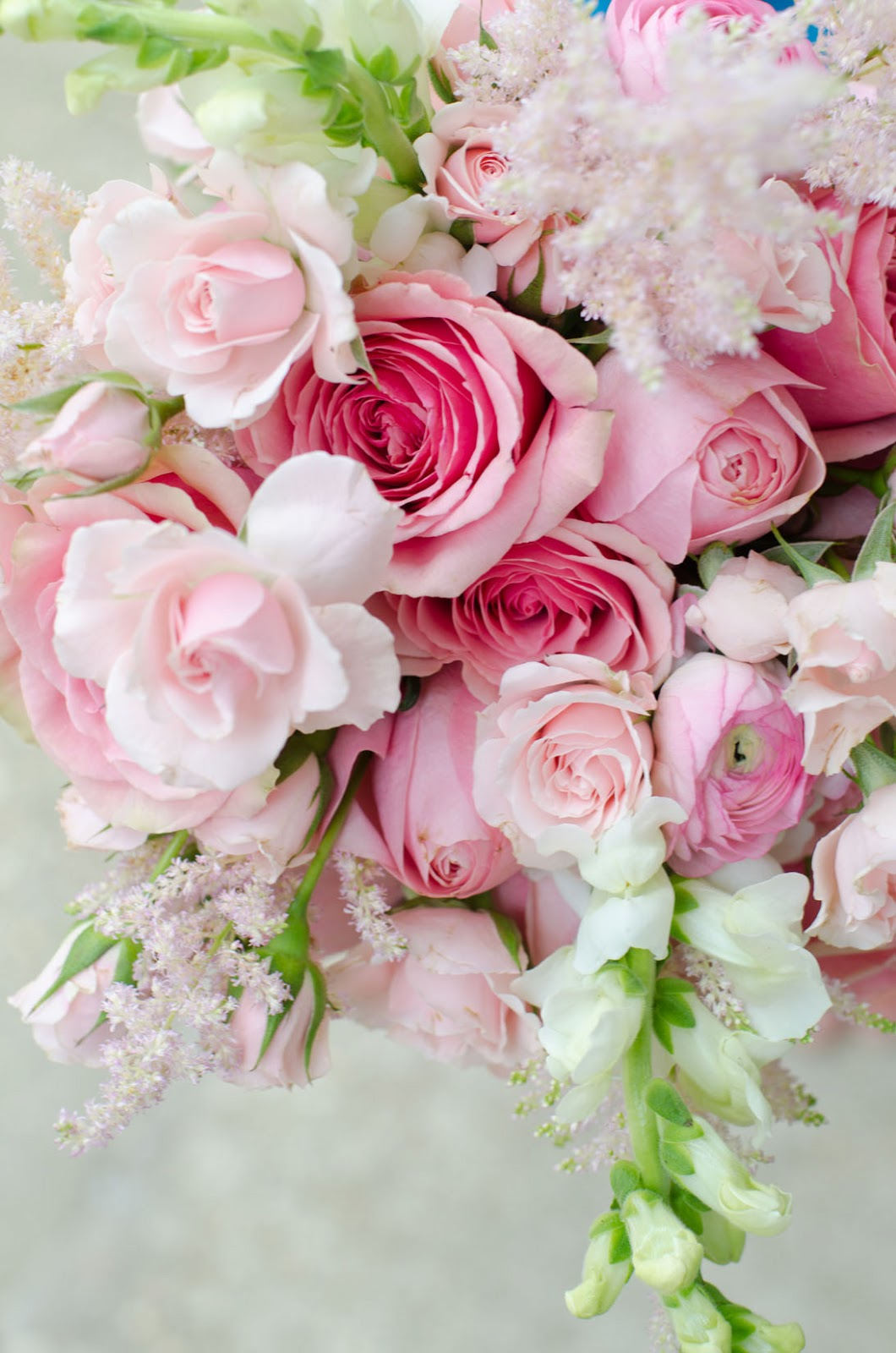 Simply flowers roses for Pink roses flower arrangements