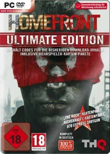 Free Download Homefront Ultimate Edition PROPHET 6.56GB Crack PC Game