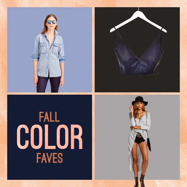 2014 Fall Color Trends