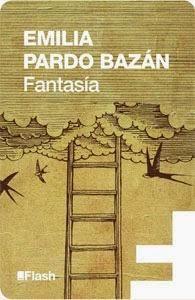 Portada de Fantasía, de Emilia Pardo Bazán