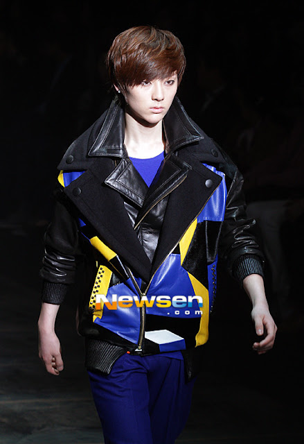 [Pic][070412] Minhyun en Seoul Fashion Week 3
