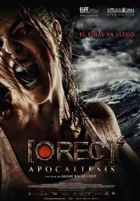 [•REC] 4: Apocalipsis [2014] [NTSC/DVDR] Español
