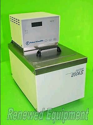 FISHER SCIENTIFIC ISOTEMP WATER BATH MANUAL