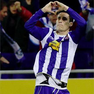 Callejon Real Madrid 2011