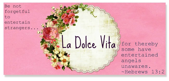 La Dolce Vita! (The Sweet Life)