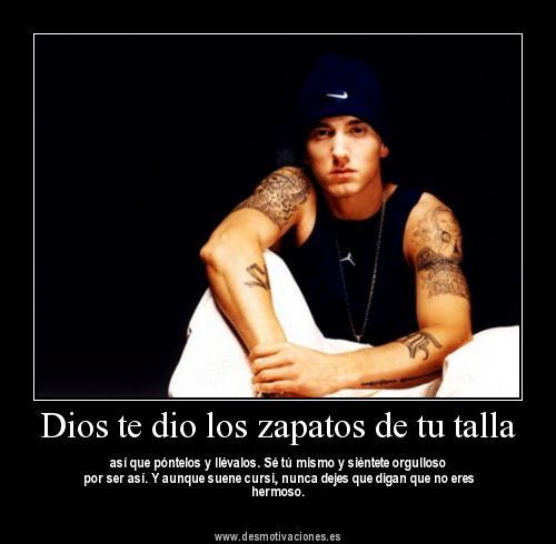 Desmotivaciones Eminem - Taringa!