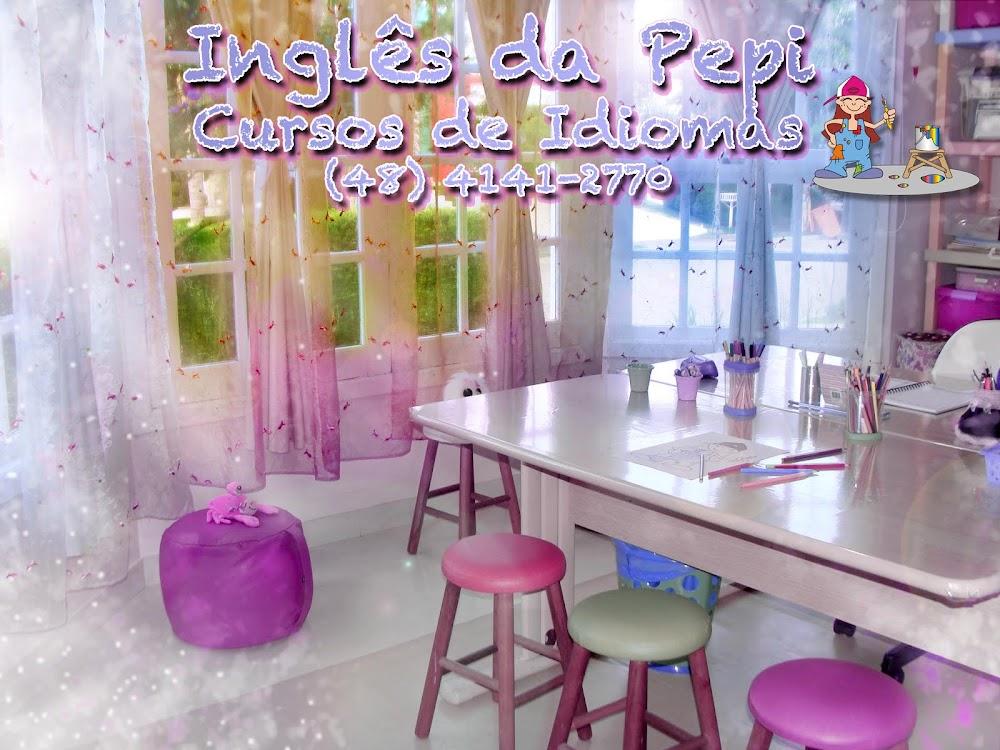 Inglês da Pepi Cursos de Idiomas