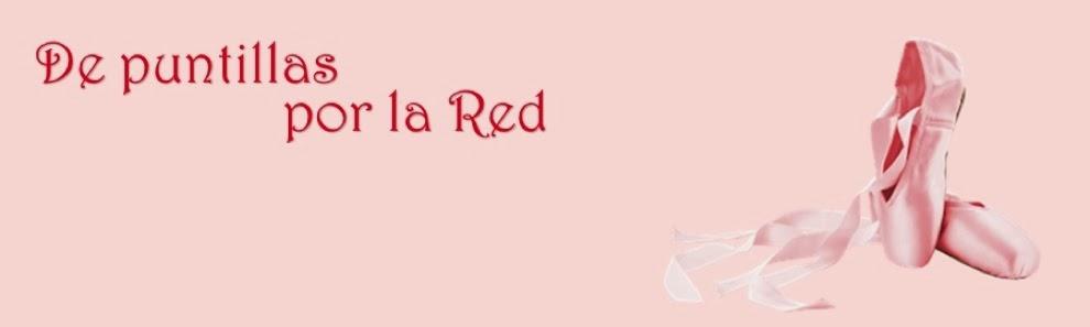 DE PUNTILLAS POR LA RED