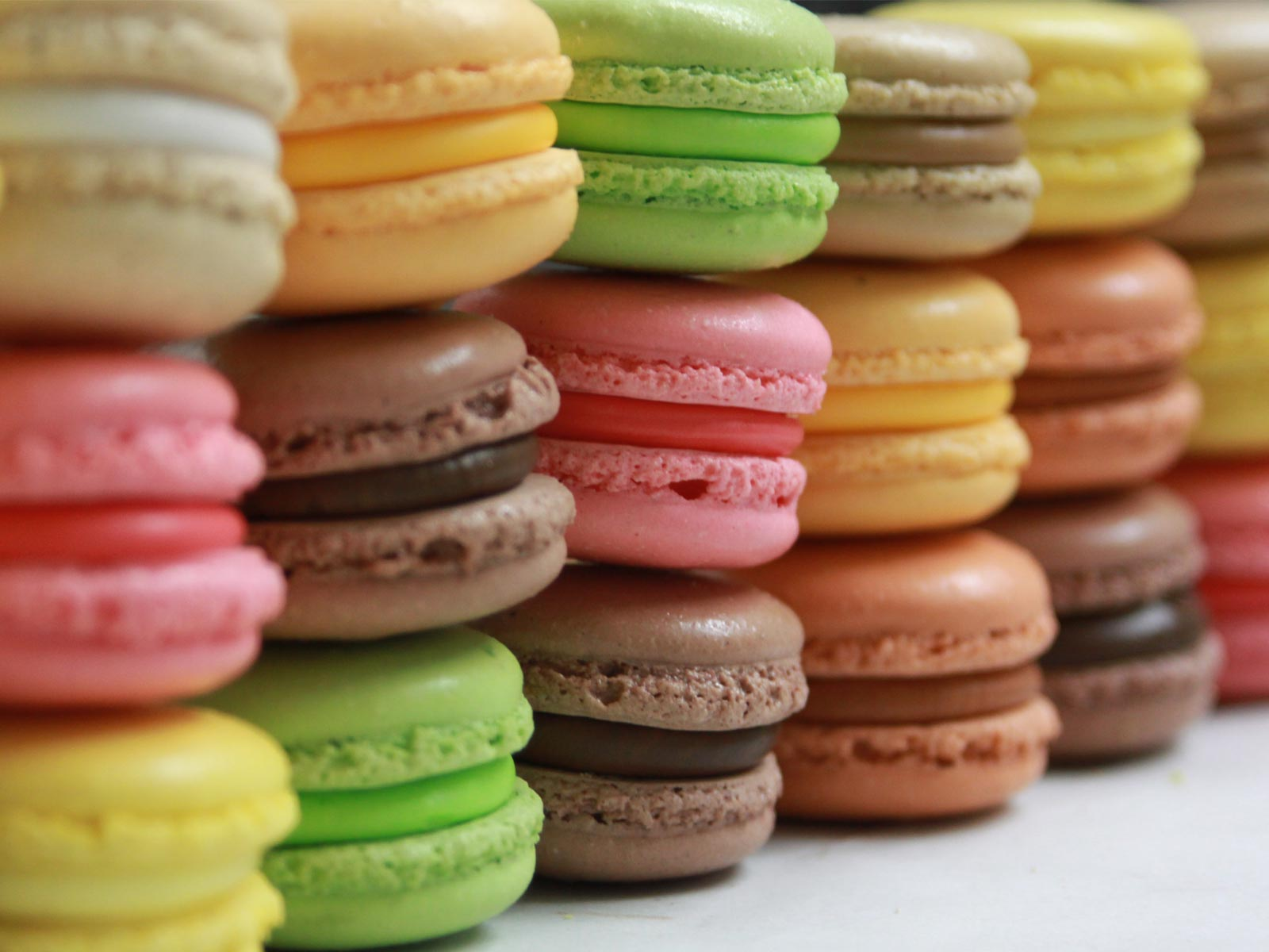 macarons den store bagedyst