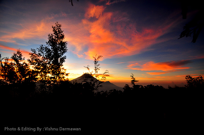 Album Photo Landscape Dieng || Foto & Edting By : Vishnu Darmawan ( Klikmg )