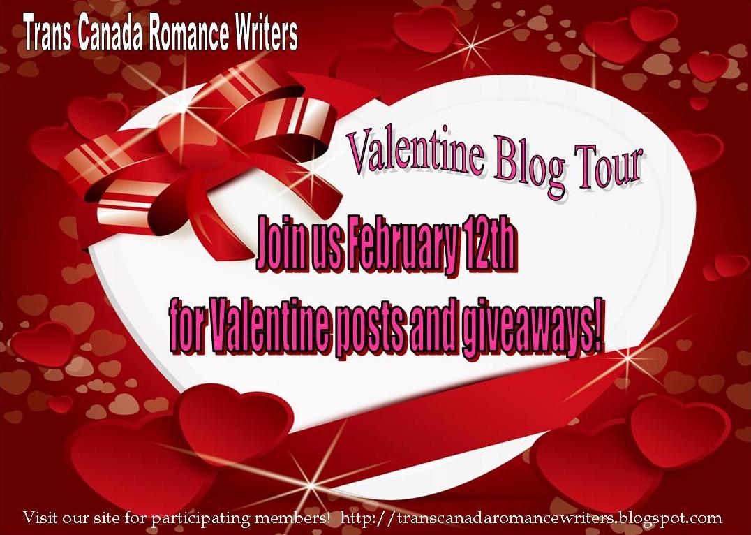 TransCanada Romance Writer'Blog Hop