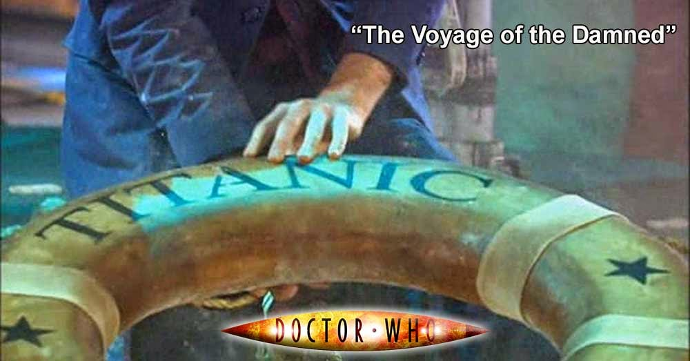 Doctor Who 188: Voyage of the Damned