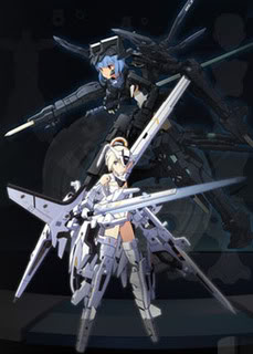 Busou Shinki Moon Angel 1 Español