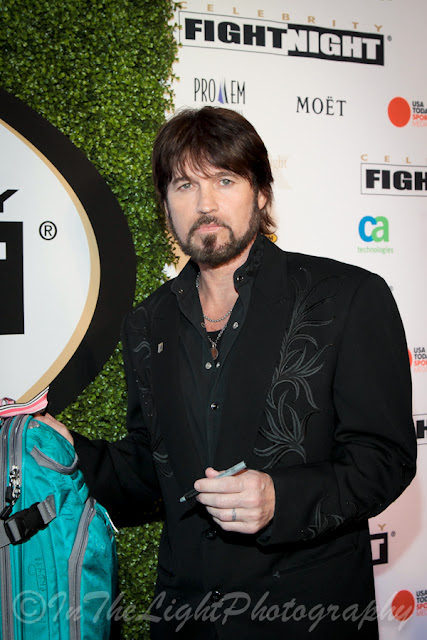 Celebrity Fight Night 2013 Red Carpet Billy Ray Cyrus