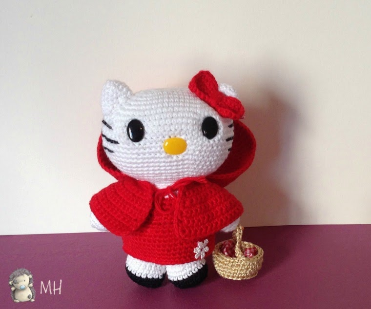 Amigurumi Kitty Patron : MADRES HIPERACTIVAS: manualidades y DIY con y para ninos ...