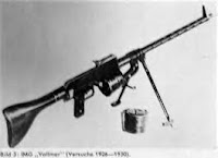 VMG-27 light machine gun LMG