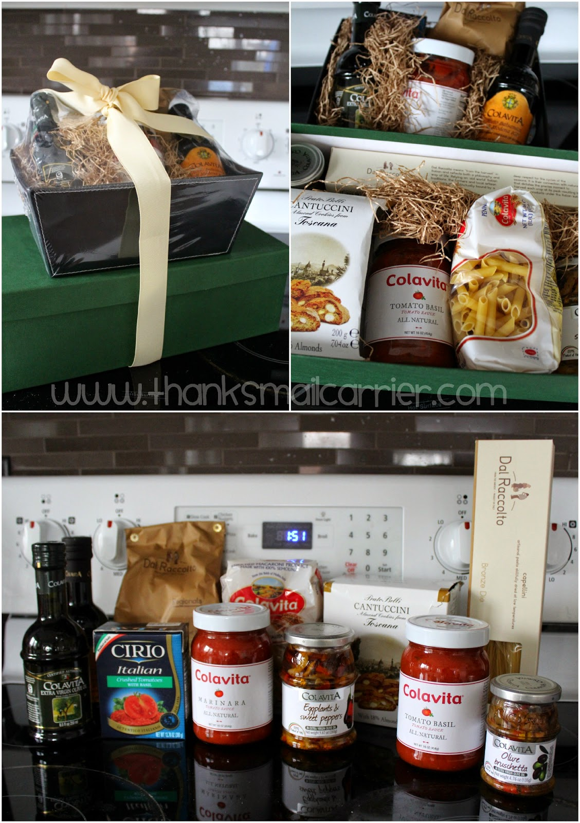 Colavita pasta products