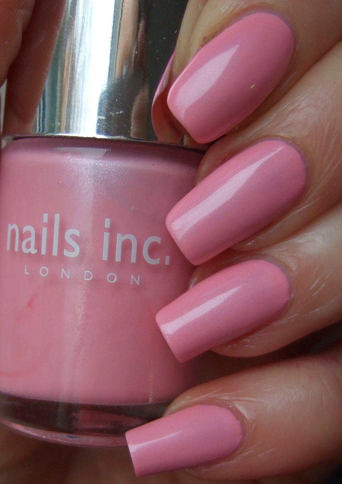 Polishtopia: Nails Inc - Regents Place