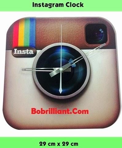 Jam Instagram