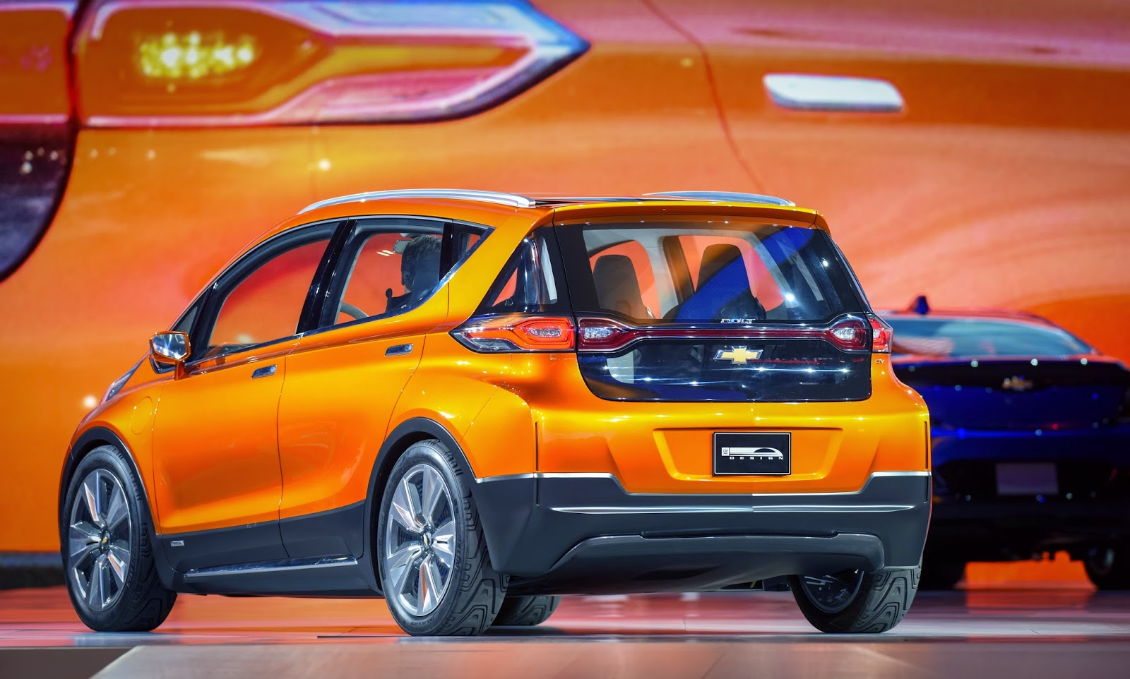 Chevrolet Officially Confirms Production of Bolt EV