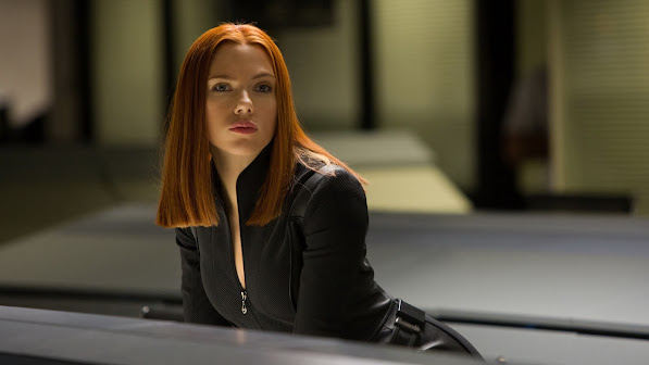 Scarlett Johansson Black Widow 5o