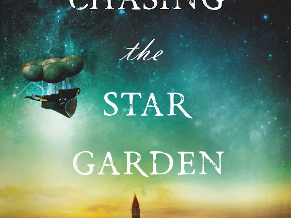 FREE Book Weekend! Catch Chasing the Star Garden